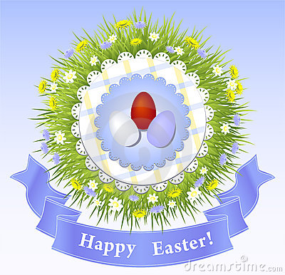 Easter Congratulation