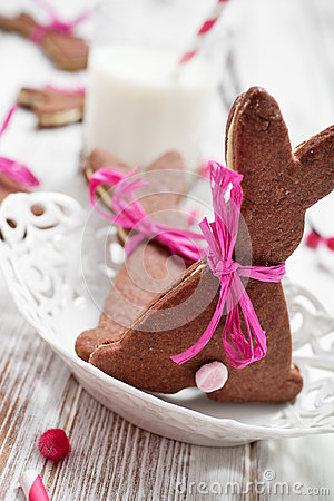Free Easter Cookies Stock Image - 39490661