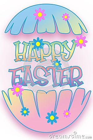 Free Easter Cracked Egg Stock Image - 19102351