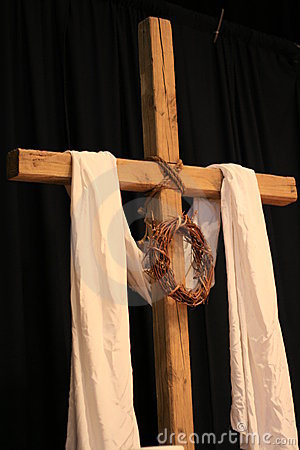 An Easter Cross