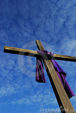 Free Easter Cross Stock Photo - 4327750