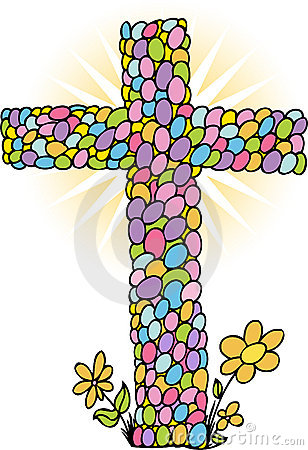 Easter Cross Stock Photography - Image: 9395342