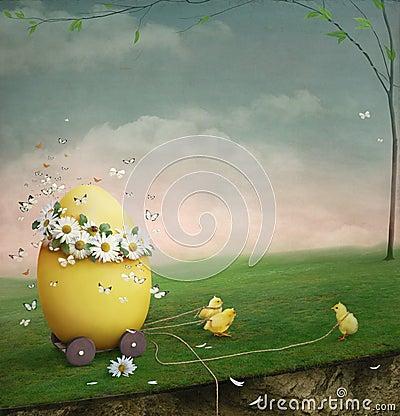 Free Easter Egg Stock Image - 12562411