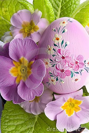 Easter Egg Royalty Free Stock Image - Image: 13218276
