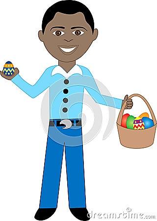 Easter Egg Boy 2