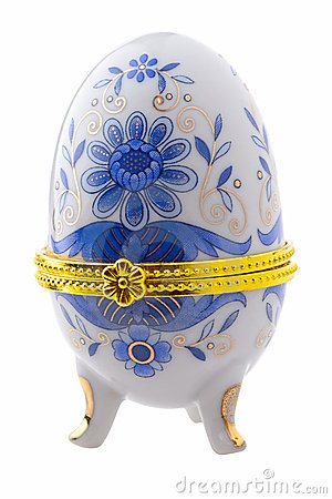 Free Easter Egg For Jewellery Stock Image - 22074061