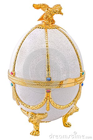 Free Easter Egg For Jewellery Royalty Free Stock Images - 52413189