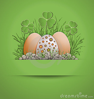 Easter Egg green