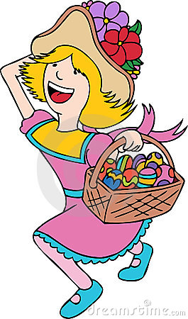 Easter Egg Hunt Royalty Free Stock Photo - Image: 9395345