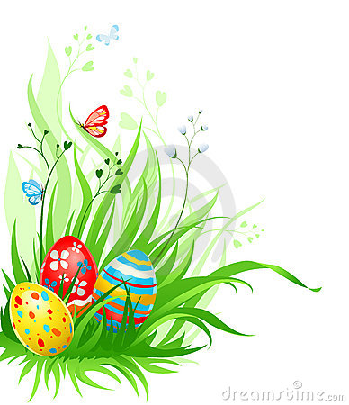 Free Easter Eggs Stock Photography - 18526302