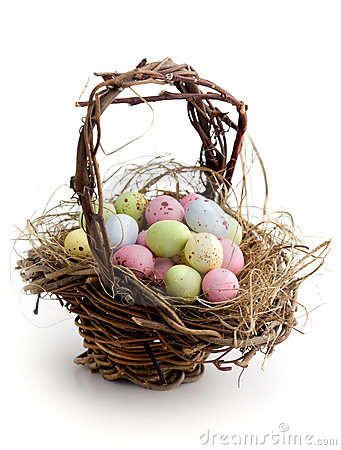Free Easter Eggs Stock Images - 18676634