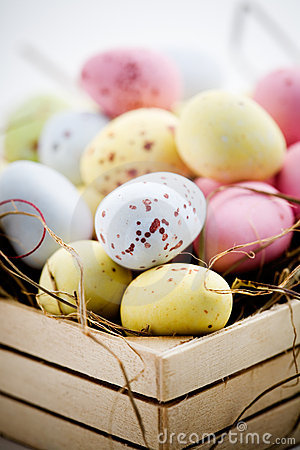 Free Easter Eggs Stock Photo - 18676720
