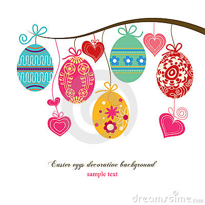 Free Easter Eggs Royalty Free Stock Images - 18710569