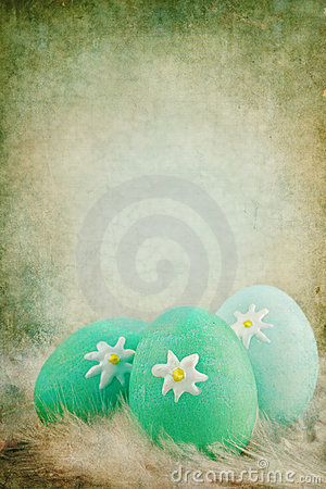 Free Easter Eggs Royalty Free Stock Image - 18958016