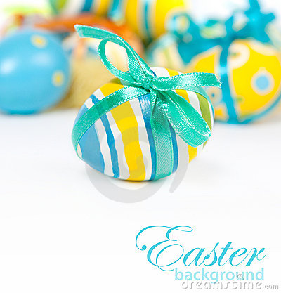 Free Easter Eggs Stock Images - 19054824