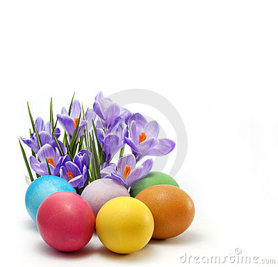 Free Easter Eggs Stock Images - 23702454