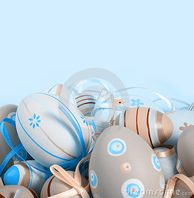Easter Eggs Stock Image - Image: 2597551