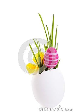 Free Easter Eggs Stock Photos - 28369703