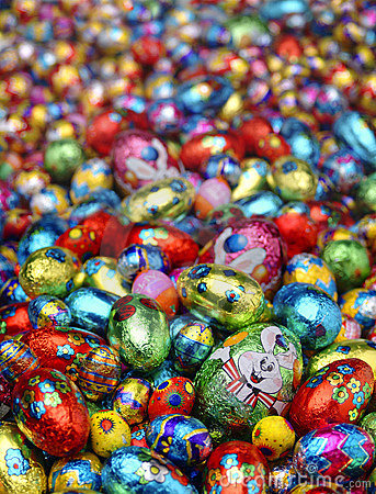 Free Easter Eggs Stock Photos - 38593