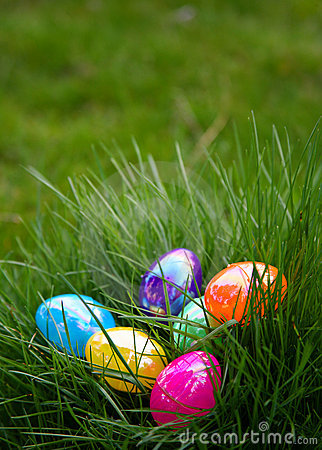 Free Easter Eggs Royalty Free Stock Photos - 3926708