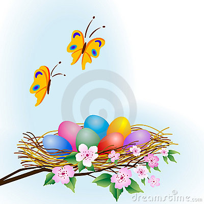 Free Easter Eggs Stock Photo - 4064650