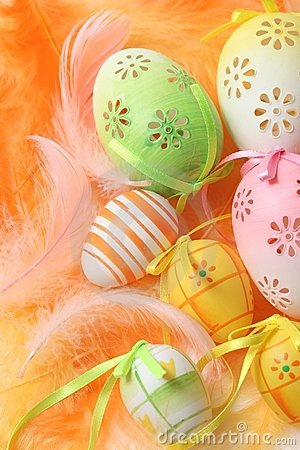 Free Easter Eggs Royalty Free Stock Photography - 4209757