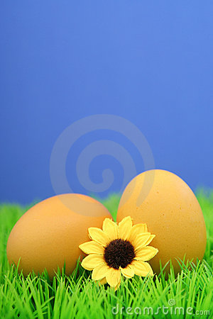 Free Easter Eggs Royalty Free Stock Photos - 545548