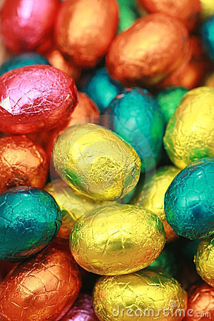 Free Easter Eggs Stock Photography - 578372