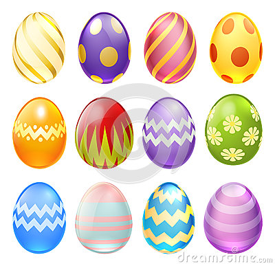 Free Easter Eggs Royalty Free Stock Images - 67951739
