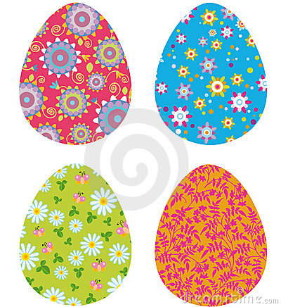 Free Easter Eggs Stock Photography - 8224502