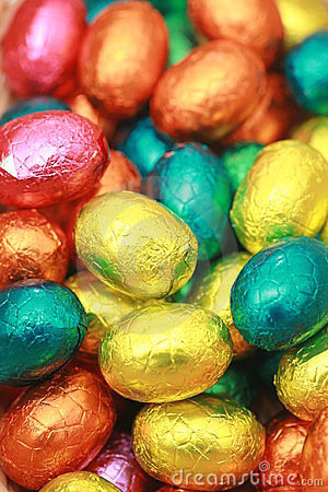Free Easter Eggs Royalty Free Stock Image - 973246
