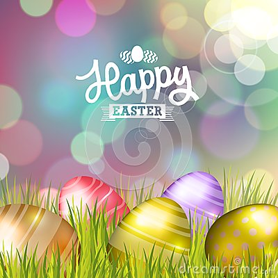 Free Easter Eggs Background Stock Photography - 38155712