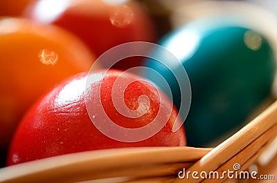 Easter Eggs Detail