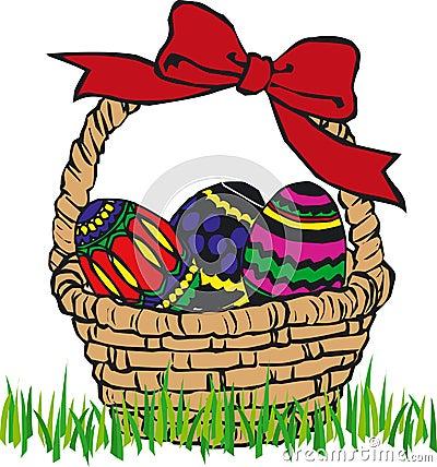 Easter Eggs - Vector