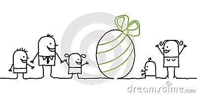 Easter & family
