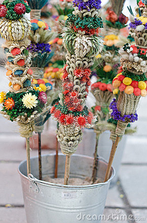 Easter Flower Bouquets