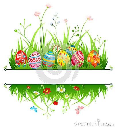 Free Easter Frame Stock Photos - 18526323