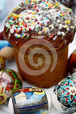 Easter äggpåskhögtid