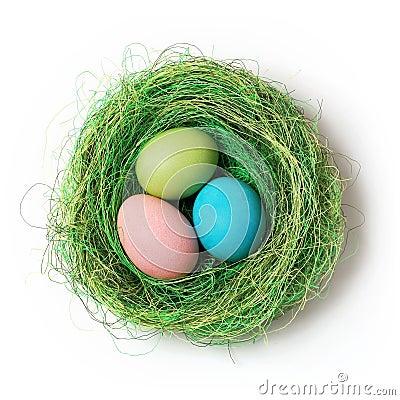 Easter gniazdeczko