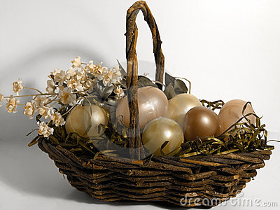 Easter - Golden Eggs