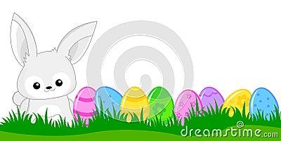 Easter header / banner