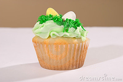 Easter Holiday Cupcake