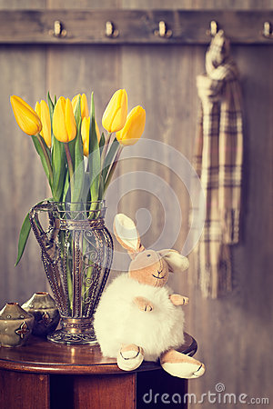 Free Easter Interior Stock Photography - 38729922