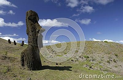 Easter Island - Moai - Chile
