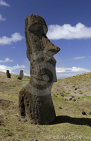 Easter Island - Moai - South Pacific