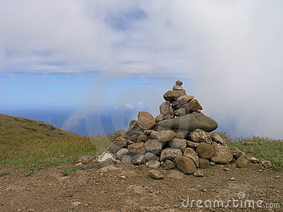 Easter Island - Mount Terevaka