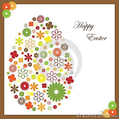 Easter karciany powitanie