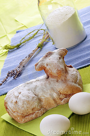 Free Easter Lamb Stock Photography - 21102262