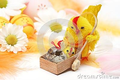 Easter motive