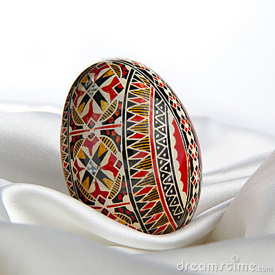 Free Easter Painted Egg Royalty Free Stock Photos - 18614548